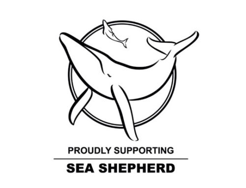 Proudly supporting Sea Shepherd